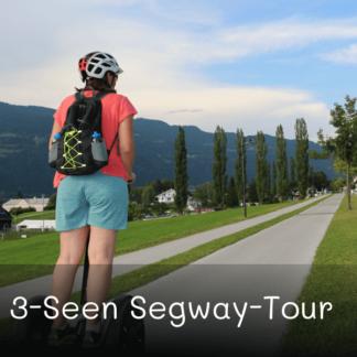 Rollertours 3-Seen Segway-Tour