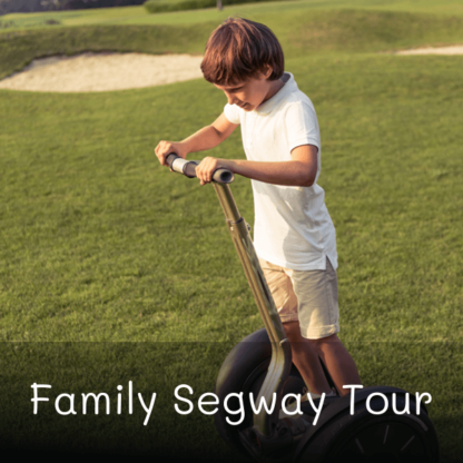 Family Segway Tour - Rollertours Villach