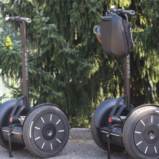 SEGWAY TOUREN MIT GUIDE